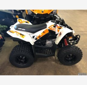 2019 Can-Am DS 70 for sale 200663258