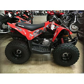 2019 Can-Am DS 70 for sale 200761366