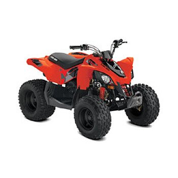 2019 Can-Am DS 90 for sale 200610771