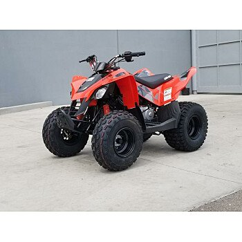 2019 Can-Am DS 90 for sale 200656871