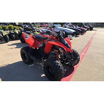 2019 Can-Am DS 90 for sale 200680214