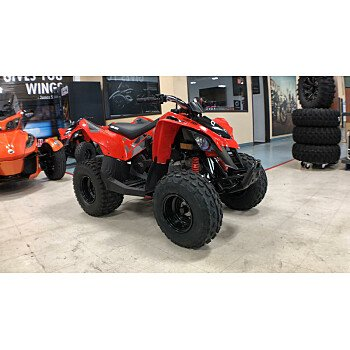 2019 Can-Am DS 90 for sale 200680582