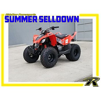 2019 Can-Am DS 90 for sale 200656896