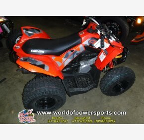 2019 Can-Am DS 90 for sale 200663889