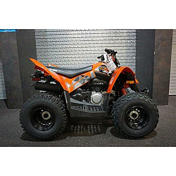 2019 Can-Am DS 90 for sale 200727907