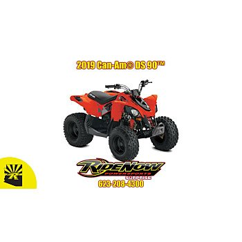 2019 Can-Am DS 90 for sale 200743209