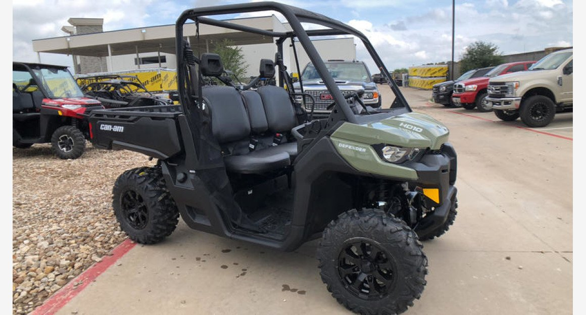 2019 Can-Am Defender DPS HD10 for sale 200602405