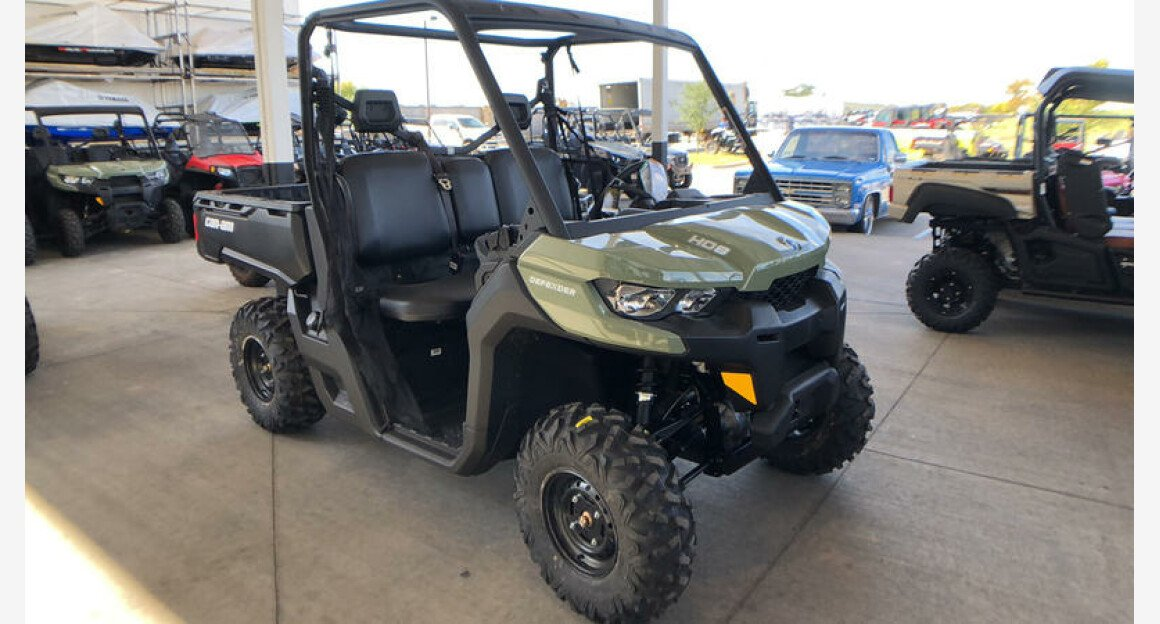 2019 Can-Am Defender for sale 200602411