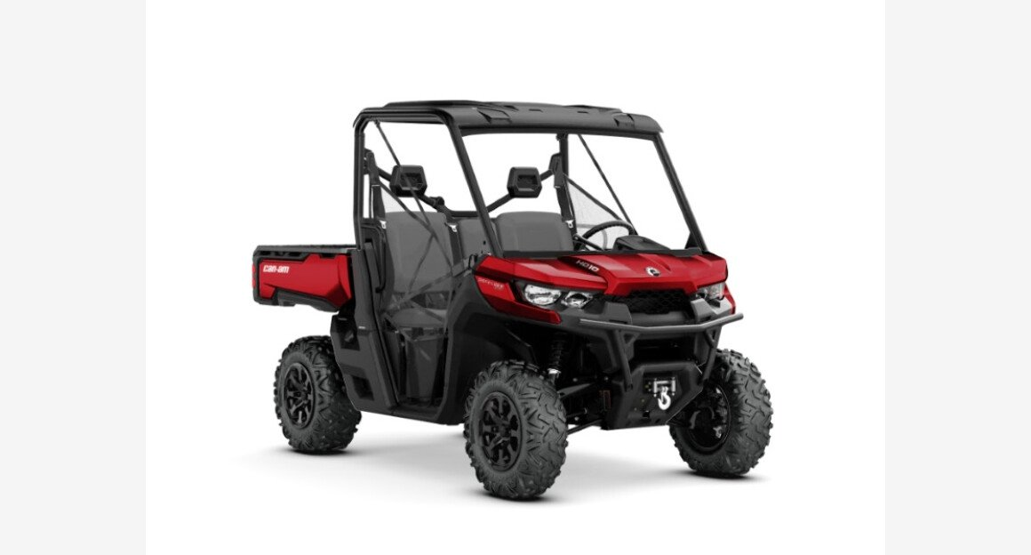 2019 Can-Am Defender for sale 200611337