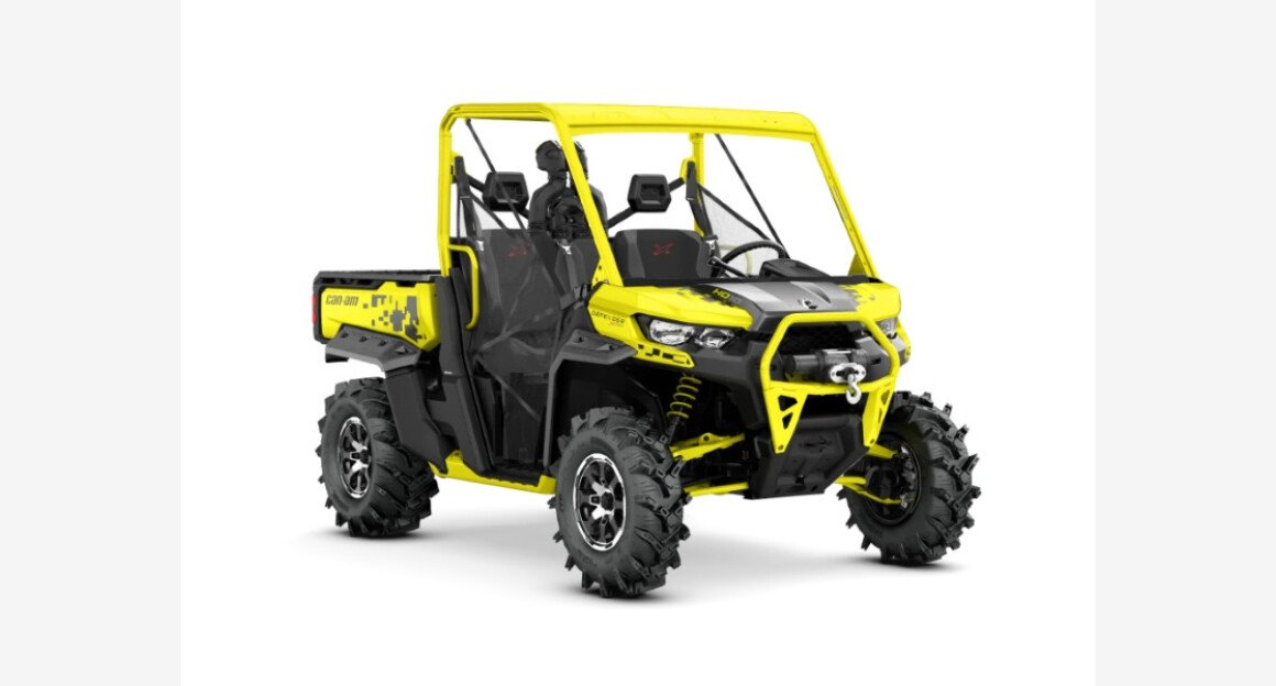 2019 Can-Am Defender for sale 200611342