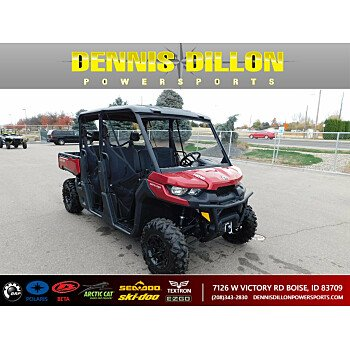 2019 Can-Am Defender MAX DPS HD10 for sale 200652563