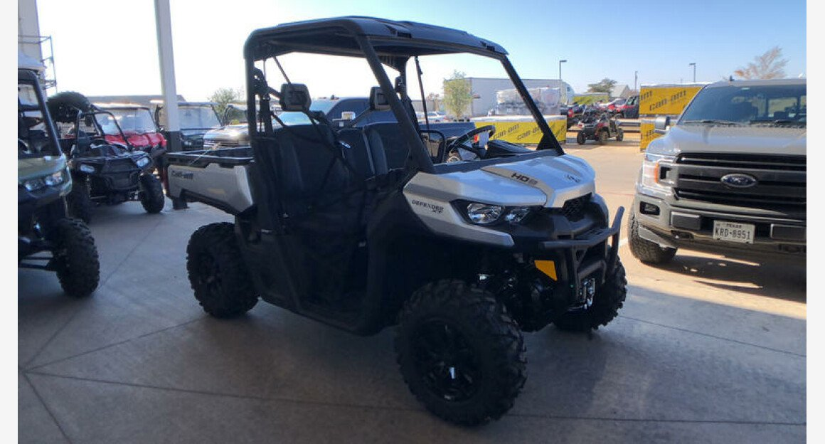 2019 Can-Am Defender XT HD8 for sale 200663247