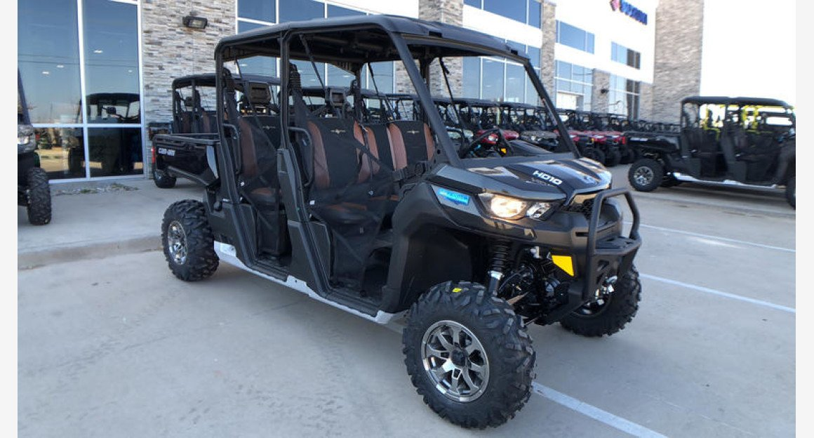 2019 Can-Am Defender Max Lone Star for sale 200663250