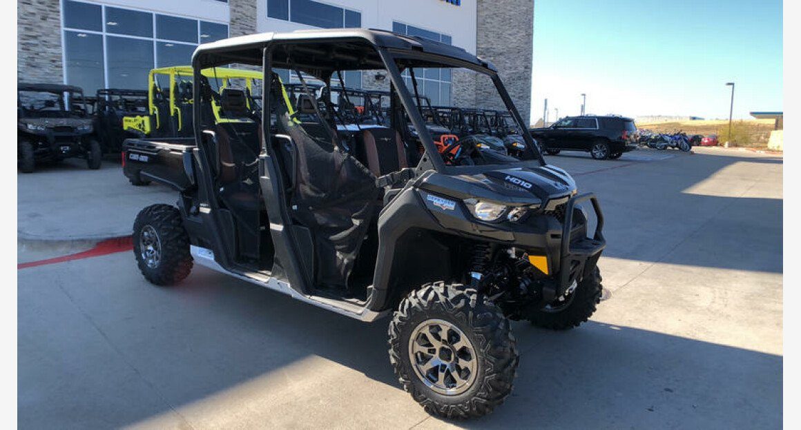 2019 Can-Am Defender Max Lone Star for sale 200663253