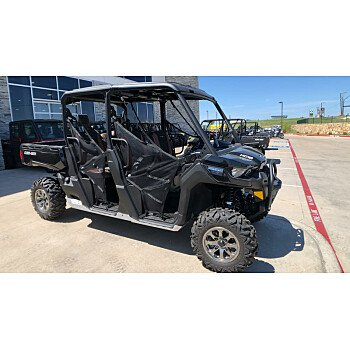 2019 Can-Am Defender Max Lone Star for sale 200678513