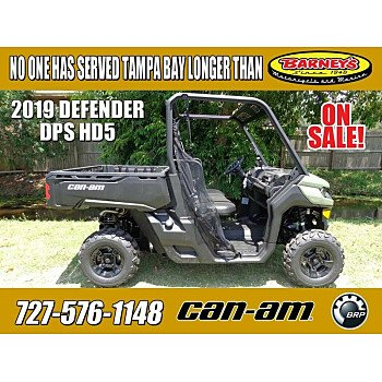2019 Can-Am Defender for sale 200740228