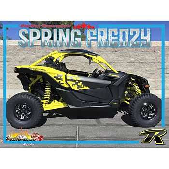 2019 Can-Am Maverick 900 X3 X mr Turbo R for sale 200625402