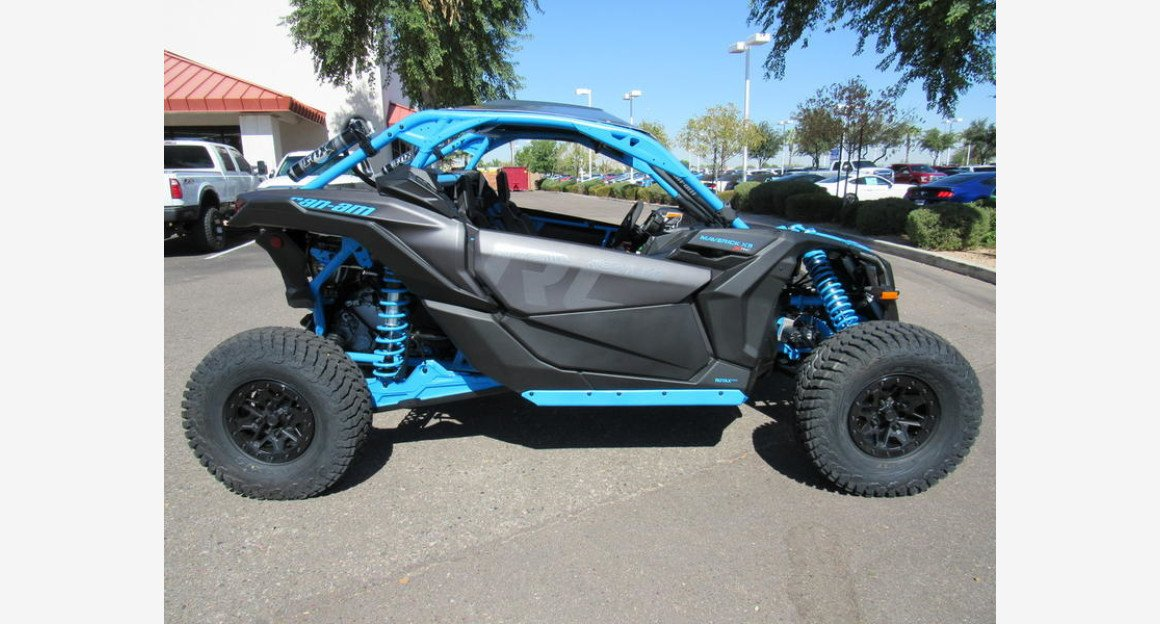 2019 Can-Am Maverick 900 X3 X rc Turbo R for sale 200648074
