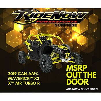 2019 Can-Am Maverick 900 X3 X mr Turbo R for sale 200658652