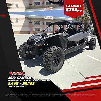2019 Can-Am Maverick MAX 1000R for sale 200713553