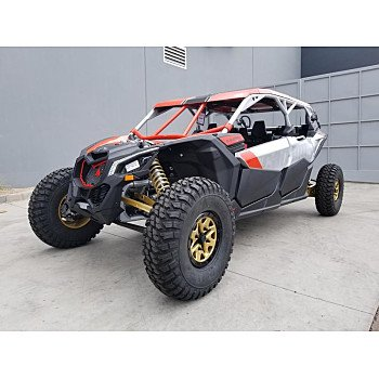 2019 Can-Am Maverick MAX 900 X3 X rs Turbo R for sale 200656823