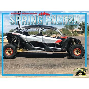2019 Can-Am Maverick MAX 900 X3 X rs Turbo R for sale 200697503
