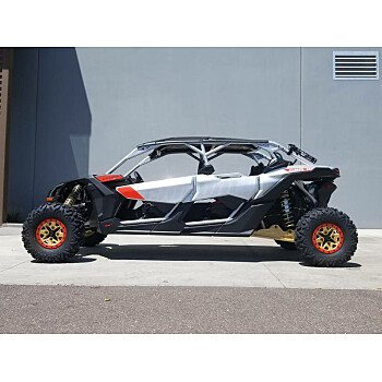 2019 Can-Am Maverick MAX 900 X3 X rs Turbo R for sale 200771962