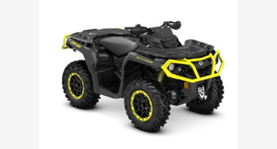 2019 Can-Am Outlander 1000R XT-P for sale 200601231