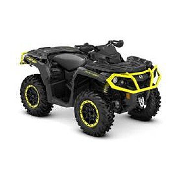 2019 Can-Am Outlander 1000R XT-P for sale 200678494