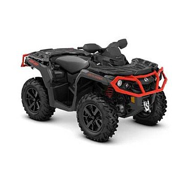 2019 Can-Am Outlander 1000R XT-P for sale 200772550
