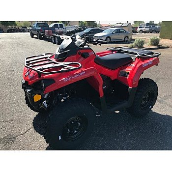 2019 Can-Am Outlander 450 for sale 200605000