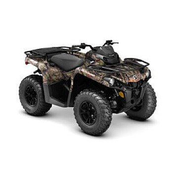 2019 Can-Am Outlander 450 for sale 200621706