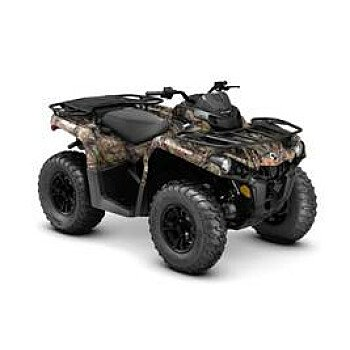 2019 Can-Am Outlander 450 for sale 200679640