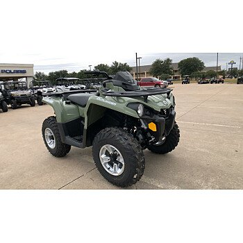 2019 Can-Am Outlander 450 for sale 200680194