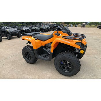 2019 Can-Am Outlander 450 for sale 200680207