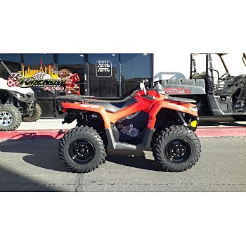 2019 Can-Am Outlander 450 for sale 200703734