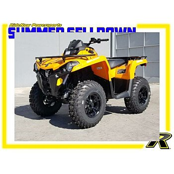 2019 Can-Am Outlander 450 for sale 200656860