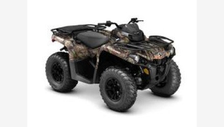 2019 Can-Am Outlander 450 Mossy Oak Hunting Edition for sale 200677437