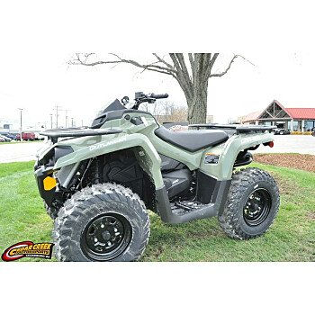 2019 Can-Am Outlander 450 for sale 200740137