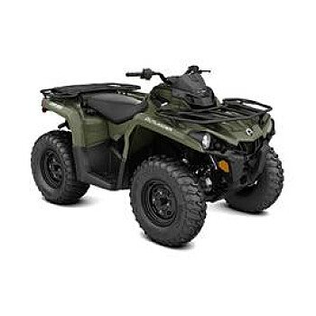 2019 Can-Am Outlander 450 Mossy Oak Hunting Edition for sale 200742638