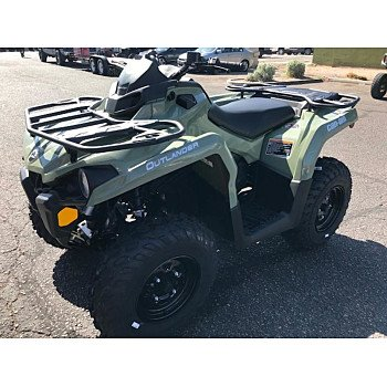 2019 Can-Am Outlander 450 for sale 200764592