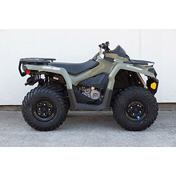 2019 Can-Am Outlander 450 for sale 200829448