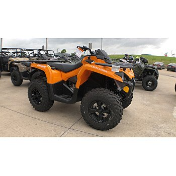 2019 Can-Am Outlander 450 for sale 200832960