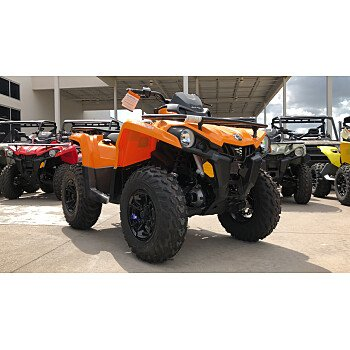 2019 Can-Am Outlander 450 for sale 200833050