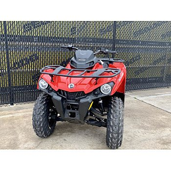 2019 Can-Am Outlander 570 DPS for sale 200625360
