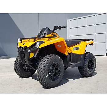 2019 Can-Am Outlander 570 DPS for sale 200656724