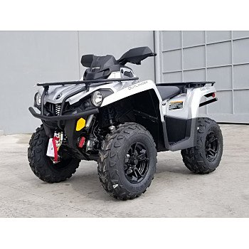 2019 Can-Am Outlander 570 for sale 200656942
