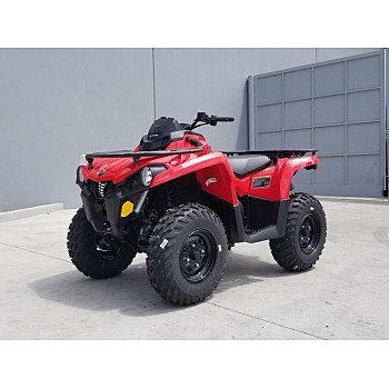 2019 Can-Am Outlander 570 DPS for sale 200666785