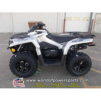 2019 Can-Am Outlander 570 for sale 200671135