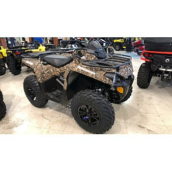 2019 Can-Am Outlander 570 DPS for sale 200680580
